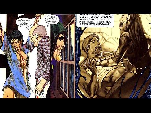 TOP 8 Violaciones más Brutales de DC Cómics