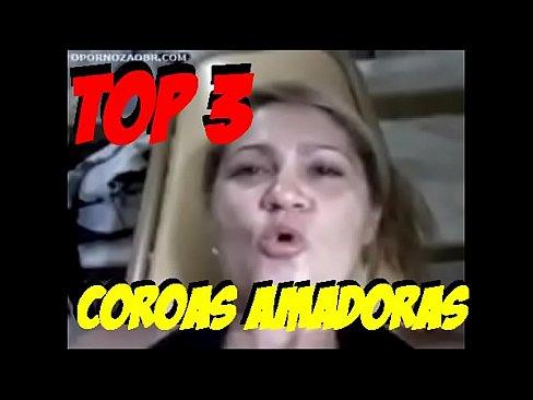 Top 3: Coroas Amadoras (Capitão Bronha)