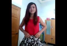 Colegiala muestra todo Video completo http://tmearn.com/pcSXQs