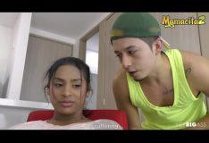 MAMACITAZ – Big Ass Latina Indira Uma Banged Hard By Her Eager Boyfriend